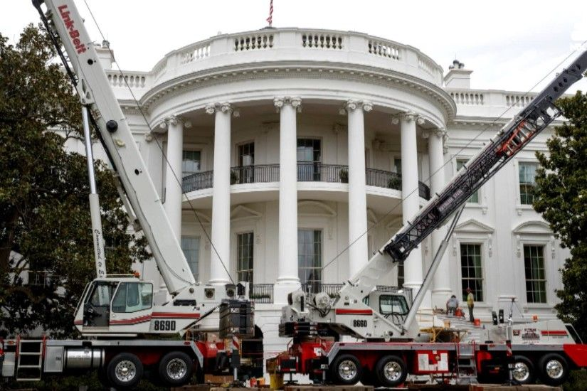 White House Renovations the Latest in a History of Makeovers - NBC News