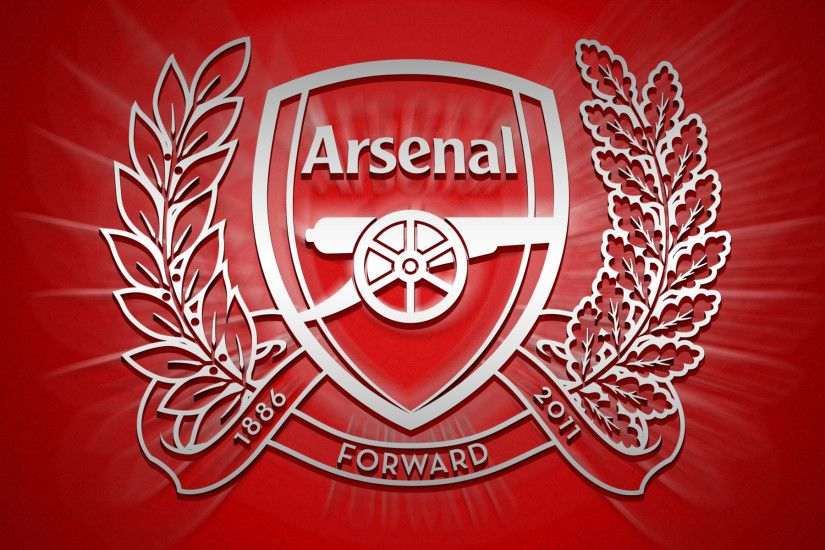 Arsenal Logo Pc HD Desktop Wallpaper, Background Image