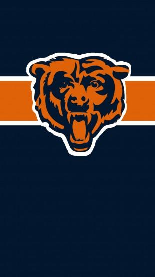 Chicago Bears iPhone Wallpapers Free Download.
