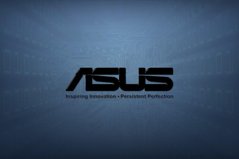 Asus HD Blue Wallpapers.