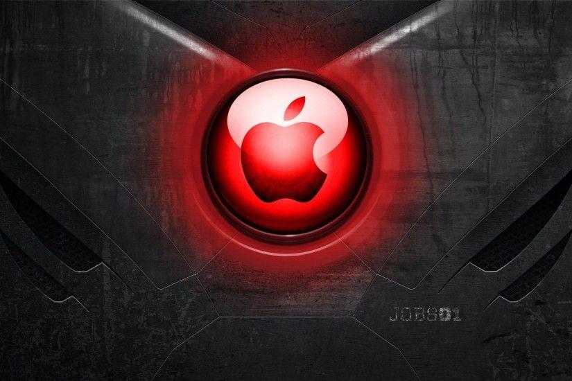 Apple Logo Hd Wallpaper ①