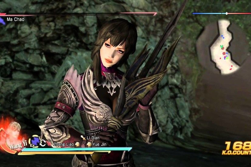 Dynasty Warriors 8 XL: Complete (PC) Wang Yi, 6-Star Weapon Guide (& MOD  costume) - YouTube