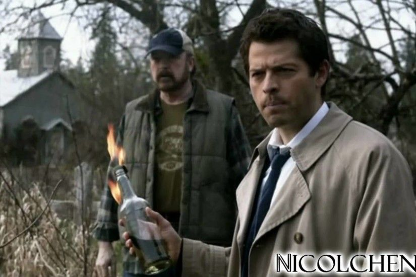 CASTIEL // Isn´t he gonna go POOF ??? { ○ASSBUTT○ }