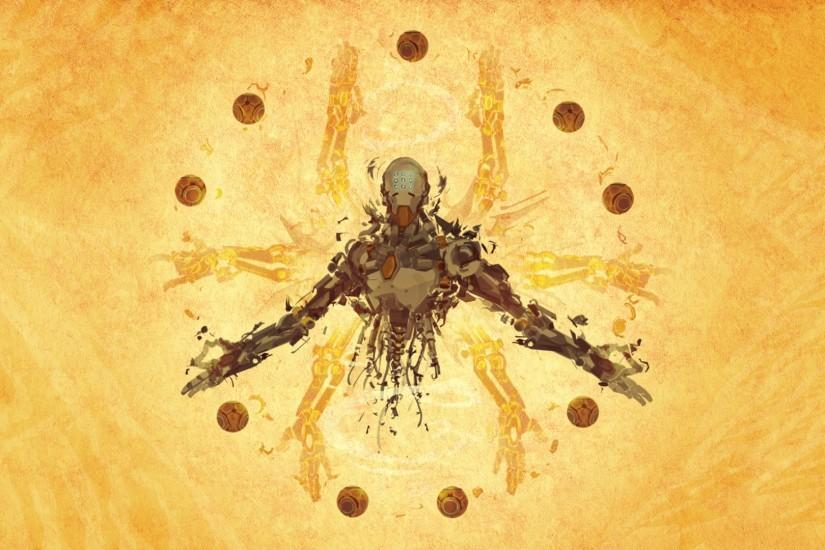 zenyatta wallpaper 1920x1080 windows 7