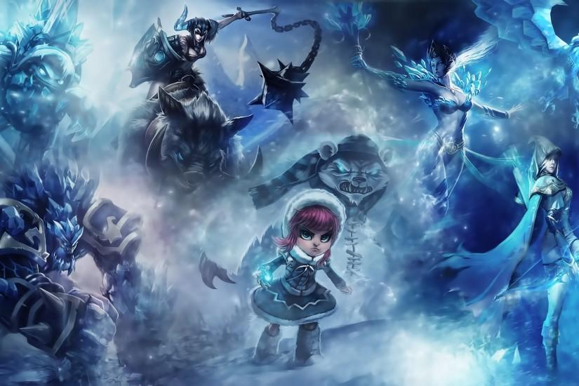 widescreen league of legends wallpaper 1920x1080 for android tablet
