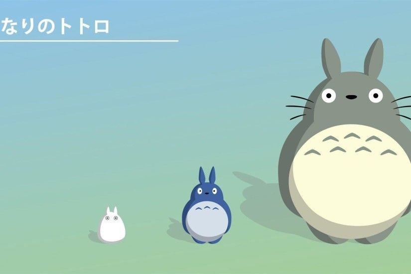 My Neighbor Totoro HD Wallpaper 1920x1080