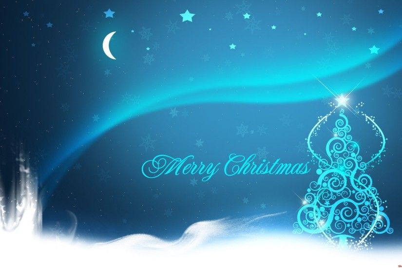 Background Merry Christmas Wallpaper
