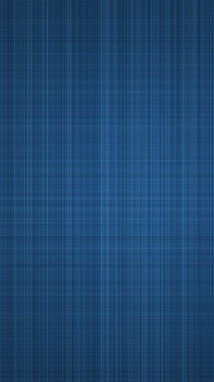 Blue fabric texture Galaxy S5 Wallpapers