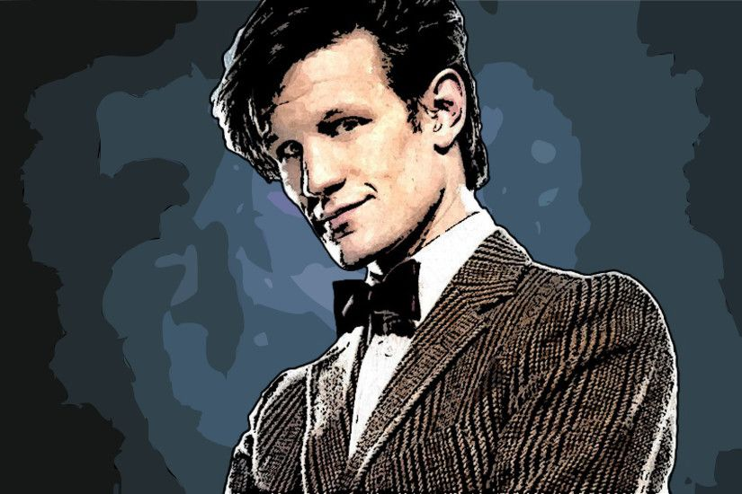 Doctor Who Matt Smith And Clara Hd Photo Wallpaper Wallpaper