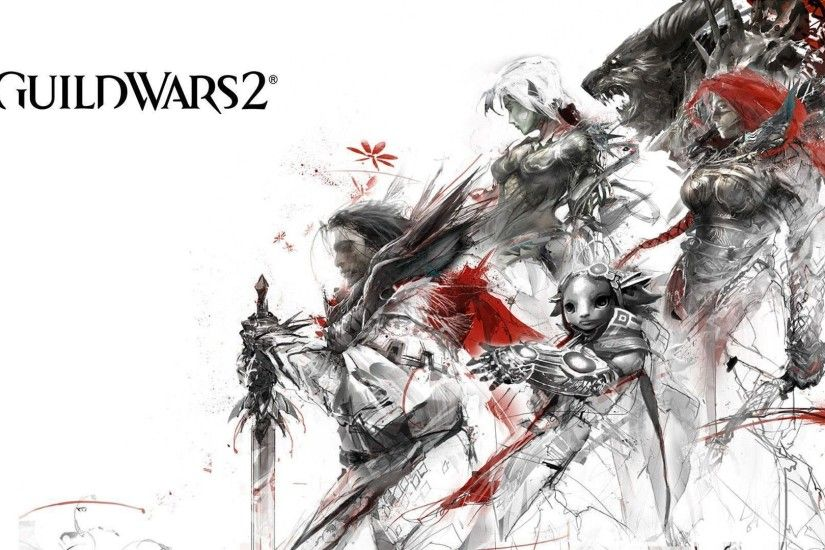 DeviantArt: More Like guild wars 2 wallpaper by namgung