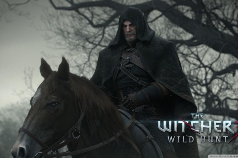 widescreen the witcher 3 wallpaper 1920x1080