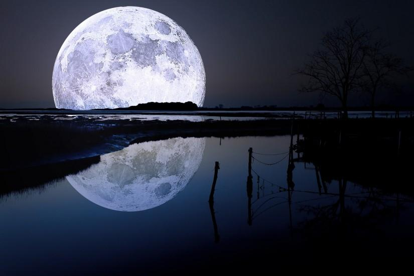 download free moon background 2560x1600 pictures