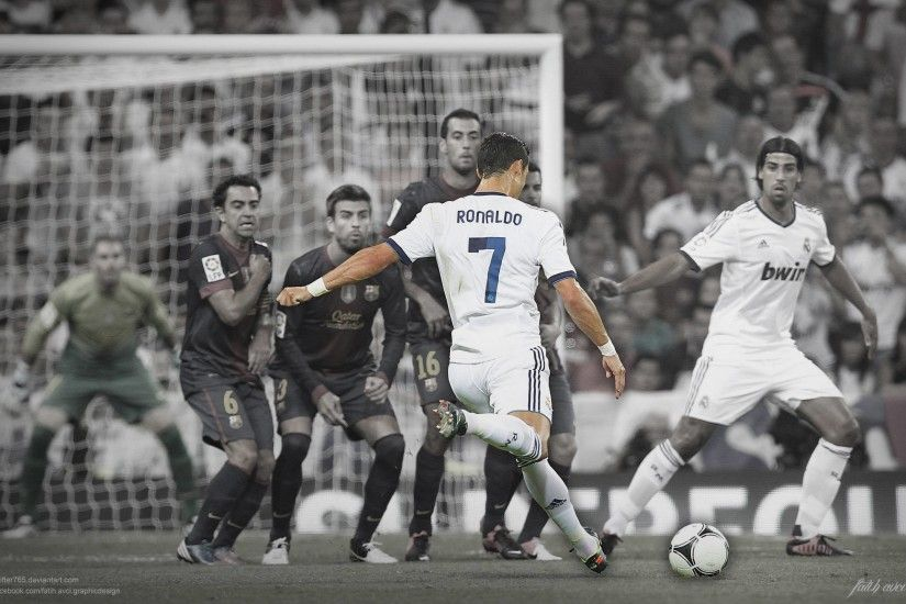 Cristiano Ronaldo Free Kick Wallpaper | HD Wallpapers
