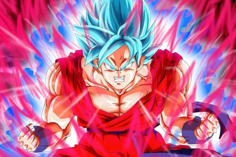 Super Saiyan Blue | Dragon Ball | 100 Wallpapers #2