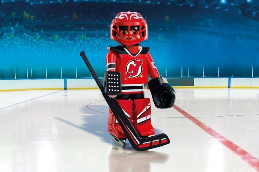 NHL® New Jersey Devils® Goalie