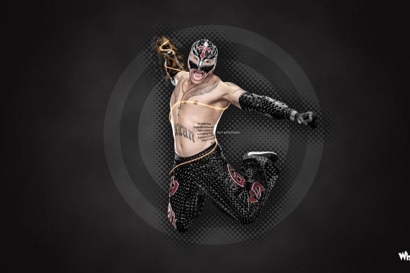 ... Superstar Rey Mysterio with Mask HD WWE Wallpaper