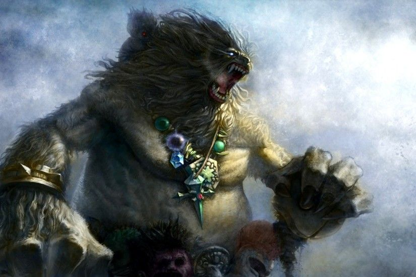 Nunu - League Of Legends 525175