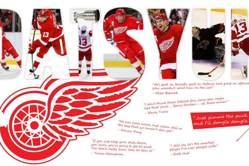 Detroit Red Wings Wallpapers HD #821