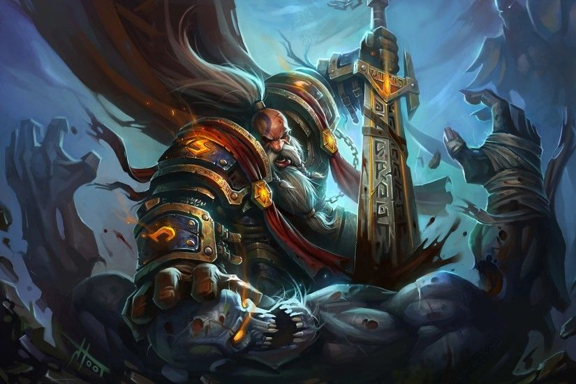 dwarfs, Paladin, World Of Warcraft Wallpapers HD / Desktop and Mobile  Backgrounds