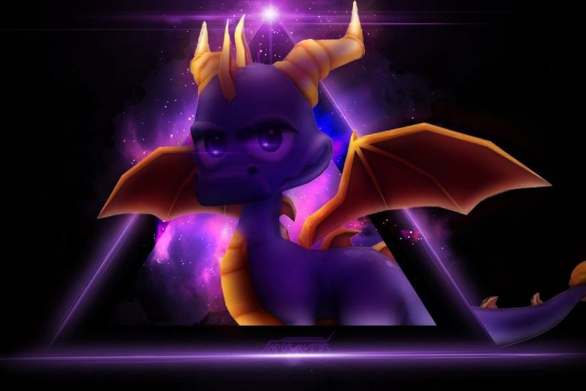 spyro the dragon 1080p high quality