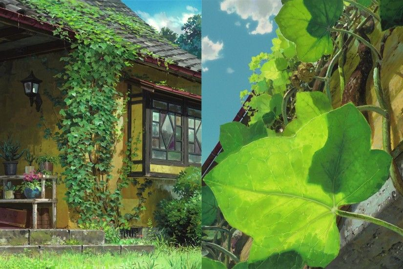 Browse this amazing selection of 100 stills from Ghibli Studios movies