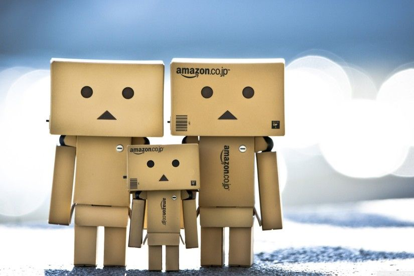 Free Danbo Wallpaper