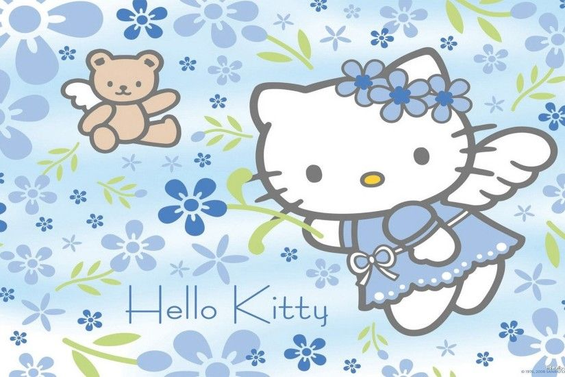1920x1200 Purple Hello Kitty Wallpaper Wide .
