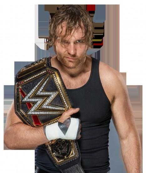 ... Dean Ambrose WWE World Heavyweight Champion BIG by Nibble-T