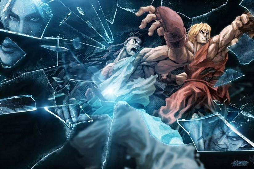widescreen street fighter wallpaper 1920x1080 meizu