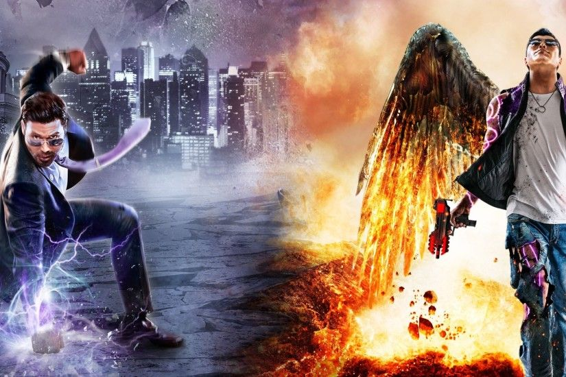 Video Game - Saints Row: Gat Out Of Hell Wallpaper