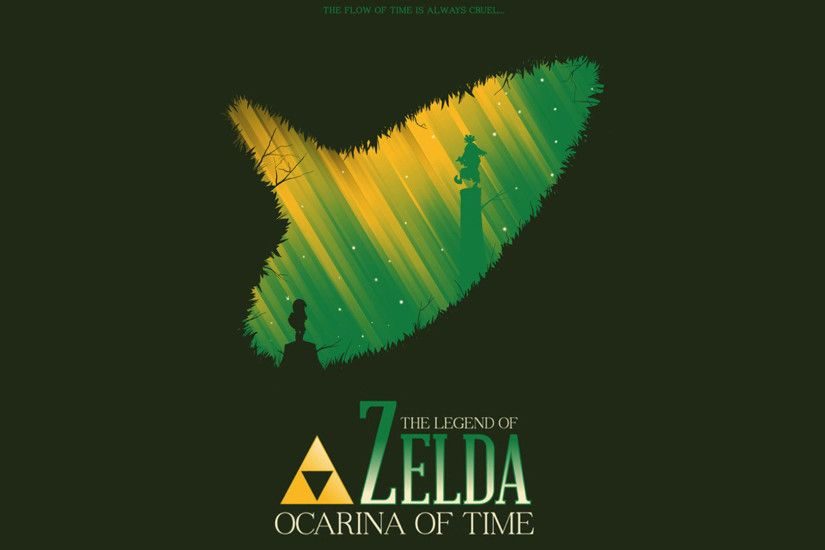 The Legend of Zelda - Ocarina of Time wallpaper