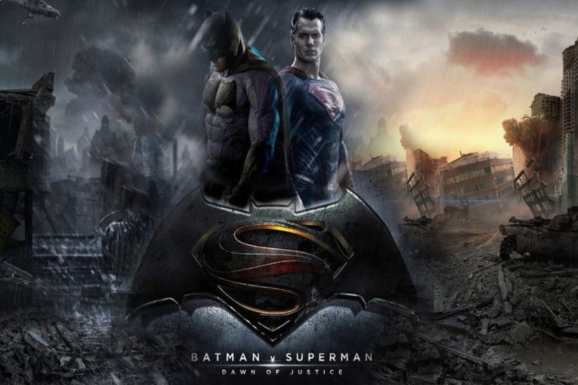Batman And Superman Dawn Of Justice Wallpaper.