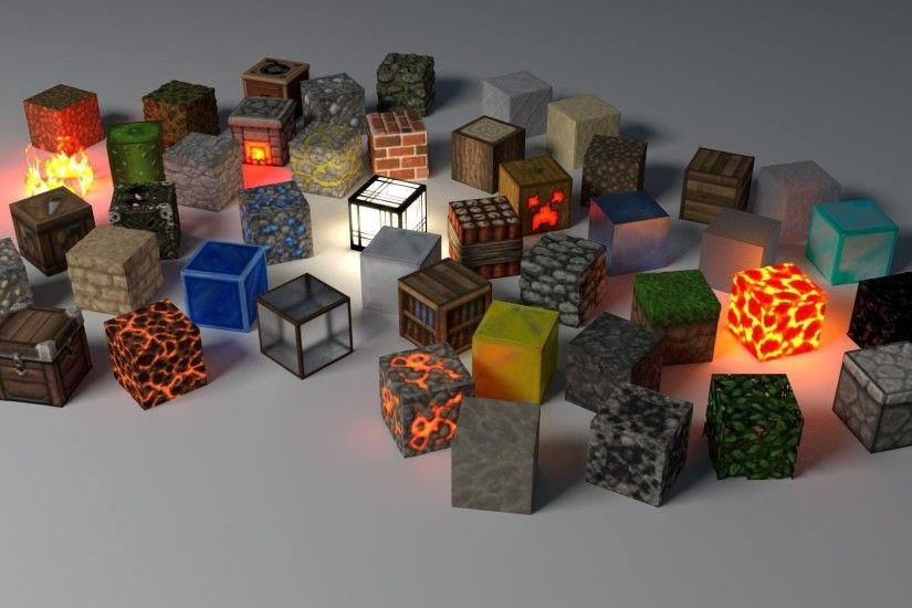 Cube Minecraft Game Awesome Halloween Minecraft Wallpapers