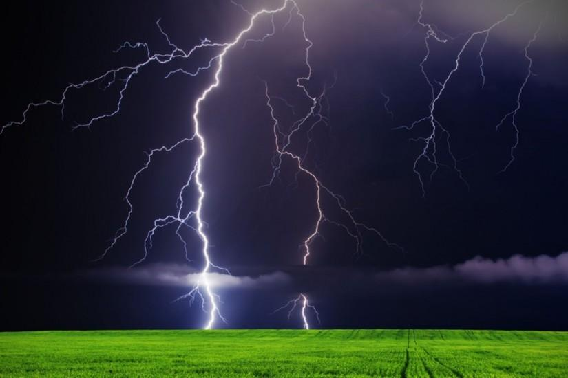 large lightning wallpaper 1920x1080