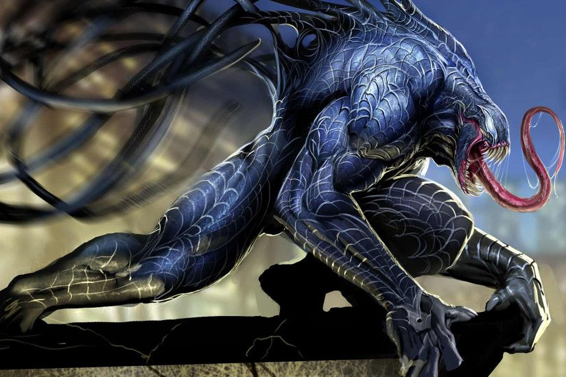 Spiderman Venom