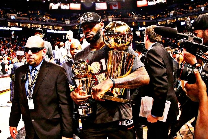 LeBron James - CLEVELAND, THIS IS FOR YOU! á´´á´° (2016 NBA Champion Mix) -  YouTube
