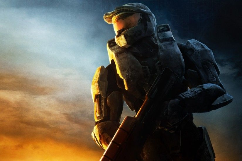 Halo, Halo 3, Master Chief, Video Games Wallpapers HD / Desktop and Mobile  Backgrounds