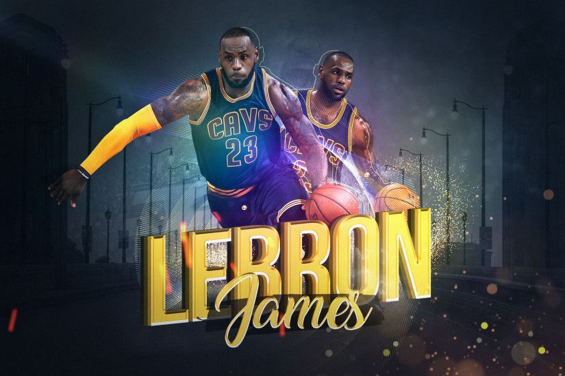LeBron James Cavs 23 HD