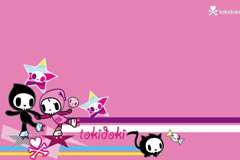 Free Deadly Tokidoki Wallpapers, Free Deadly Tokidoki HD .
