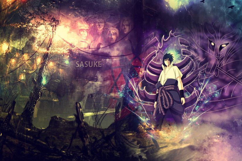 Sasuke Wallpaper Desktop