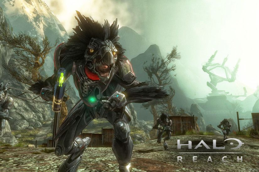 Halo Reach Wallpapers in HD_all video game