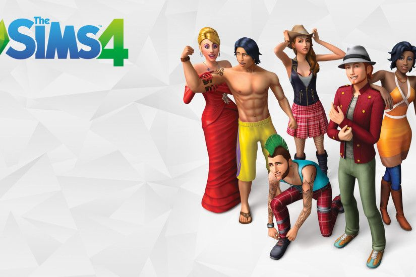 The Sims 4: New Wallpapers! (+ Windows 8 Themepack)