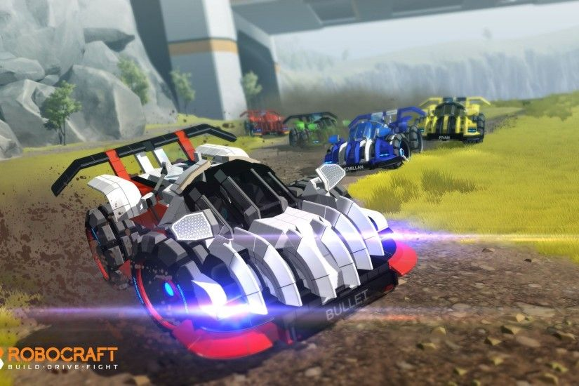 "Ric Art Jammer on Twitter: ""Just added a few more images to the #Robocraft  4k Wallpaper site here - https://t.co/xOqGUmjasR https://t.co/3wOXD1ZObv"""