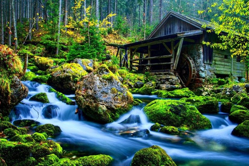 ... Pc Wallpaper Nature 11 3D Nature Wallpapers New And Latest HD  Backgrounds ...