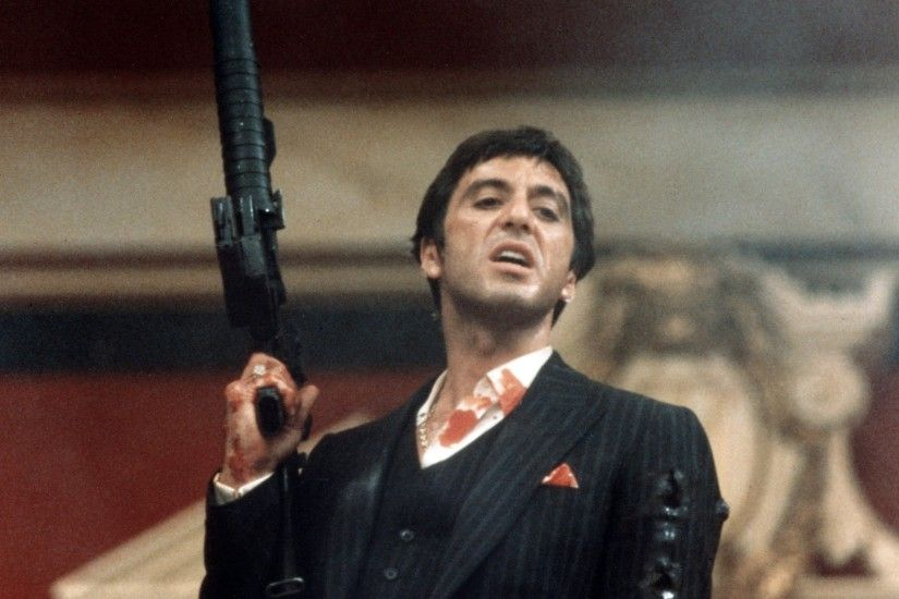 HD Wallpaper | Background ID:386997. 2501x1876 Movie Scarface