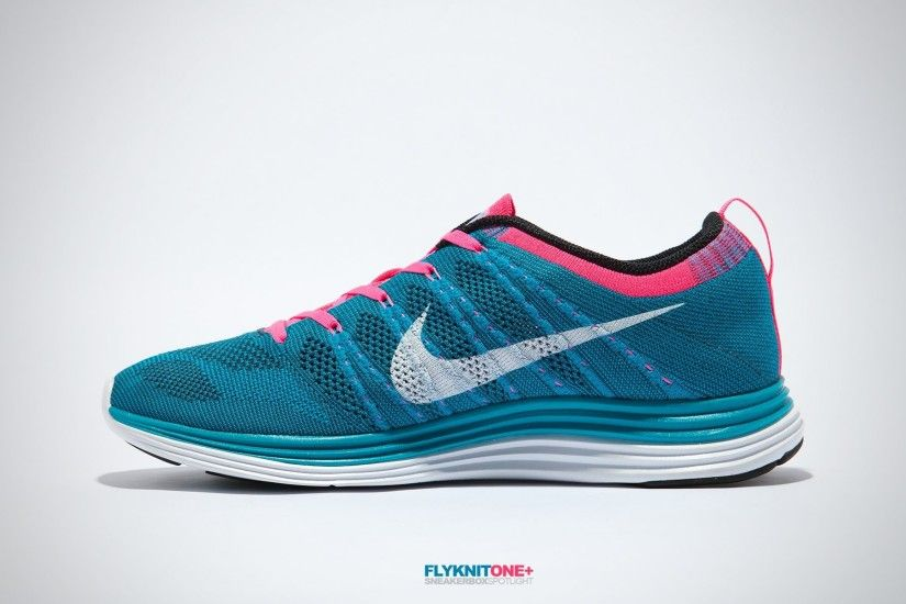 nike flyknit one+ lunar a side view nike shoes