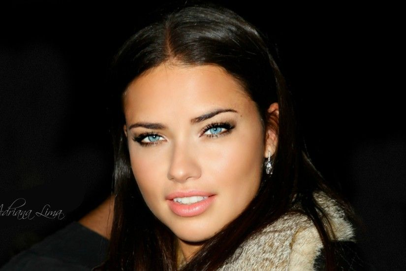 adriana lima hd desktop background