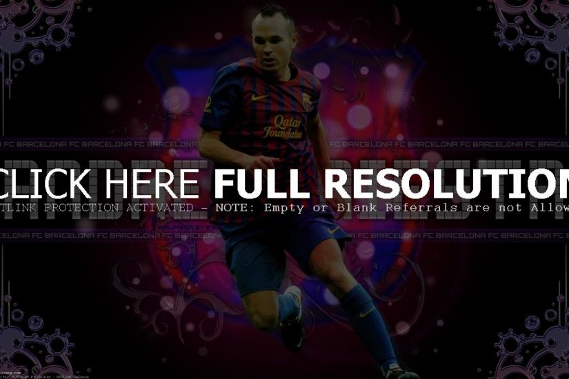 Andres Iniesta Fc Barcelona (id: 83553)