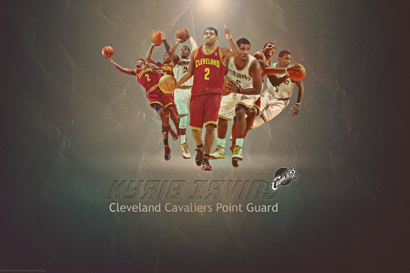 Kyrie Irving Cavs 2560x1600 Wallpaper