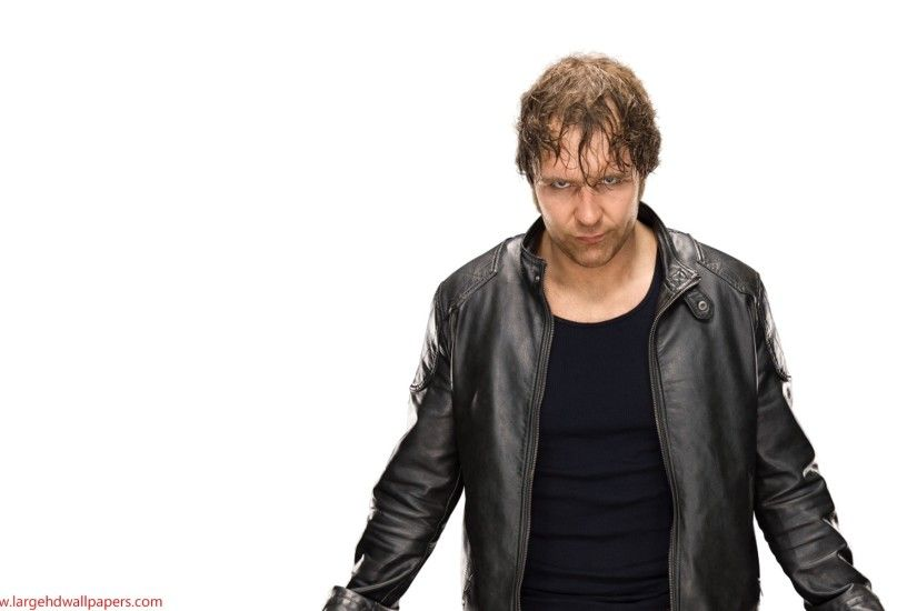 WWE Superstar Dean Ambrose HD Wallpapers